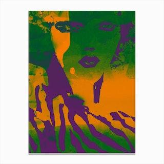 Swallow IV Canvas Print