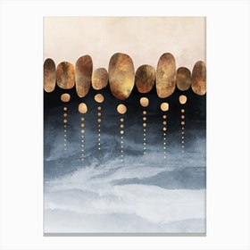 Natural Abstraction Canvas Print