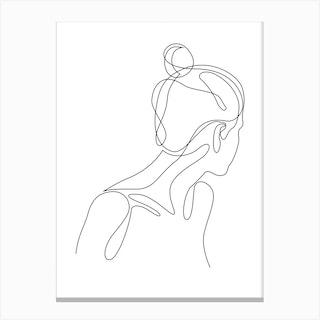 Abol Canvas Print