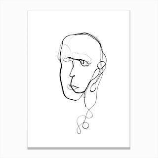 Leila Canvas Print