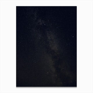 Look at the Stars 2 Canvas Print