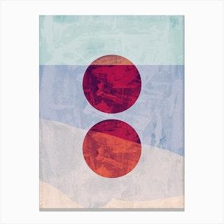 Sun Moves Canvas Print