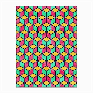 Pattern Lxiii Canvas Print