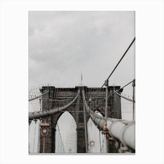 Brooklyn Crossing Canvas Print