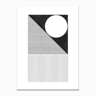 Nz Geometrics 05 Canvas Print