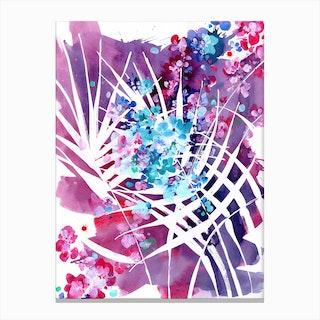 Wildpalm Canvas Print