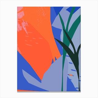 Tangerine Canvas Print