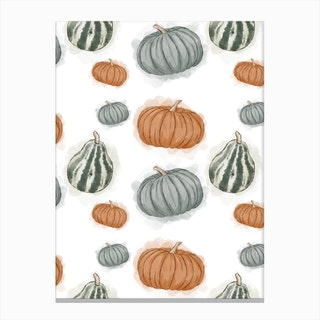 Heirloom Gourds Canvas Print
