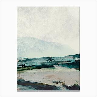 Land Ahoy 1 Canvas Print