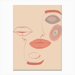 Ever Evolving Canvas Print