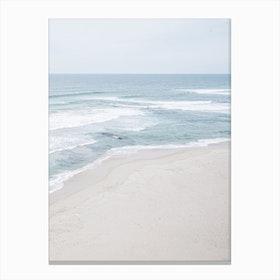 Beach II Canvas Print