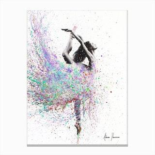 Opal Dance Canvas Print