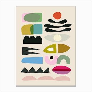 Nord 2 Canvas Print