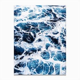 Tropical X Canvas Print