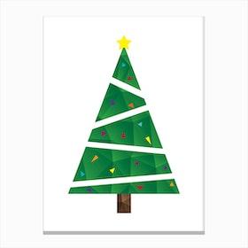 Oh Christmas Tree Holiday Canvas Print