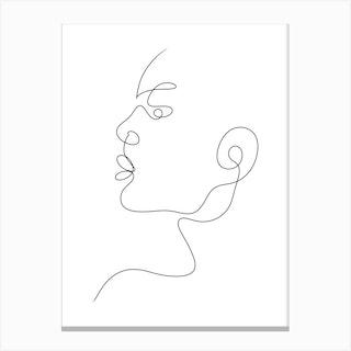 Lilian Canvas Print