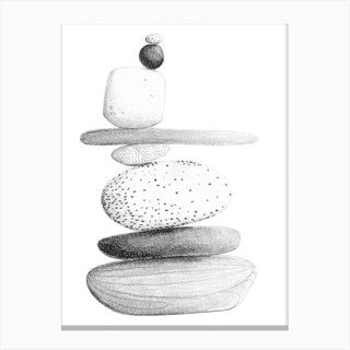 Cairn 1 Canvas Print