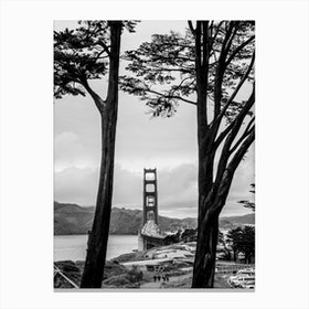 The Presidio Canvas Print