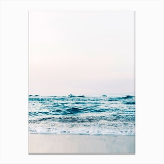 Ocean Wave Canvas Print