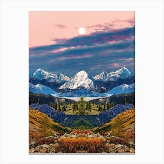 Landscape 452 Canvas Print