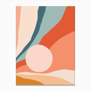 Kaikoura Sunrise Canvas Print