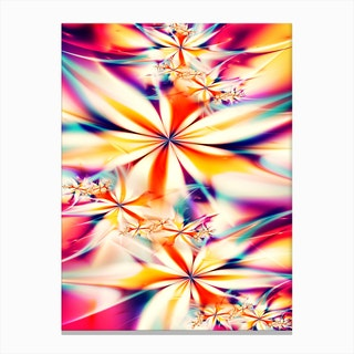 Fractal Art XX Canvas Print