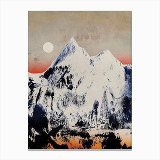 Japan Dawn Canvas Print