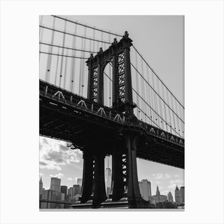 Dumbo Brooklyn V Canvas Print