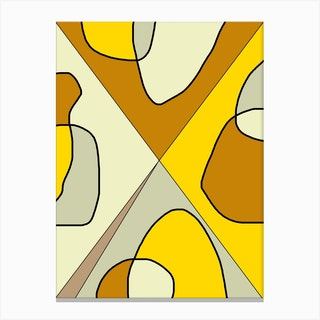 Desert Crossing Canvas Print