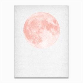 Moon II Canvas Print