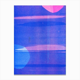 Abstract Composition 5 Canvas Print