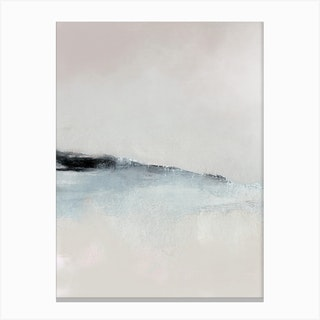Landscape Abstract 1 Canvas Print