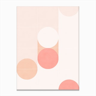 Retro Tiles 07 Canvas Print