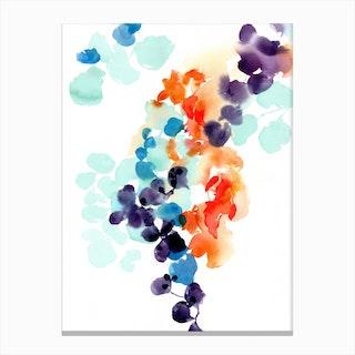 Hana 3 Canvas Print