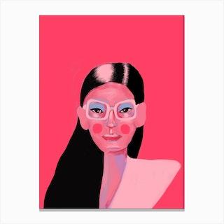Boss Lady Canvas Print