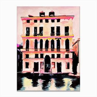 Prada Palazzo Canvas Print