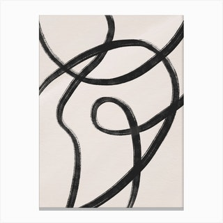Abstracto 02 Canvas Print