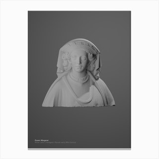 Queenmargaret Canvas Print