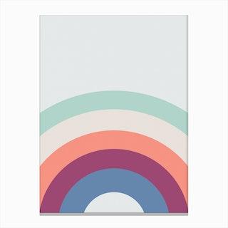 Rainbow Skies Canvas Print