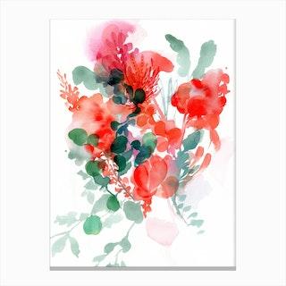 Hana 7 Canvas Print
