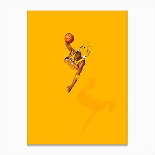 Frequent Fliers Kobe Canvas Print