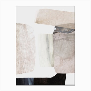 Clay 2 Canvas Print