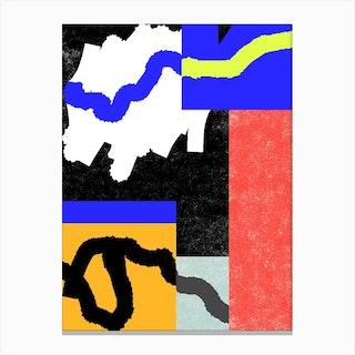 Digital Abstract Canvas Print