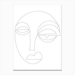 The 6th Sense Canvas Print