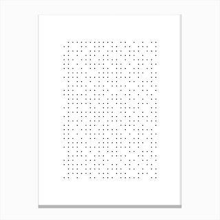 Minima 12b Canvas Print