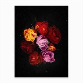 Flower Studies 14 Canvas Print