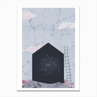 Cataclyism Canvas Print