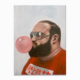 Juanjo Canvas Print