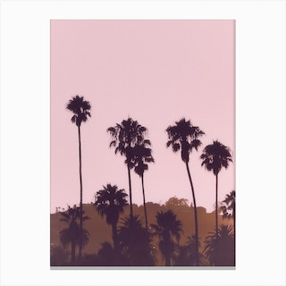 California Dreaming I Canvas Print