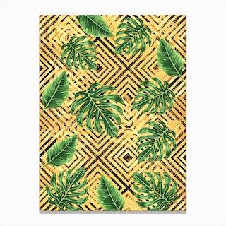 Tropical XVII Canvas Print